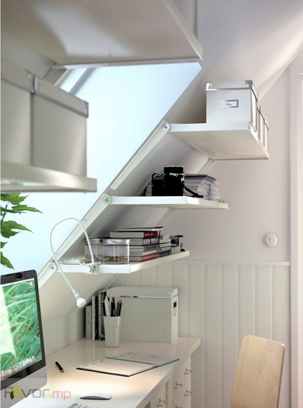 Đèn kẹp IKEA JASJO, Đèn đọc sách, Đèn ngủ, Favorlamp