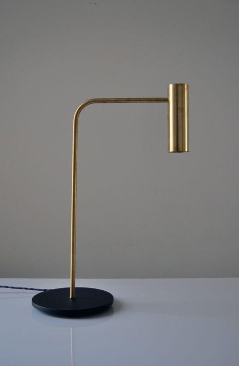 Michaël-Verheyden-1950s Đèn bàn cổ- một thú chơi không mới
