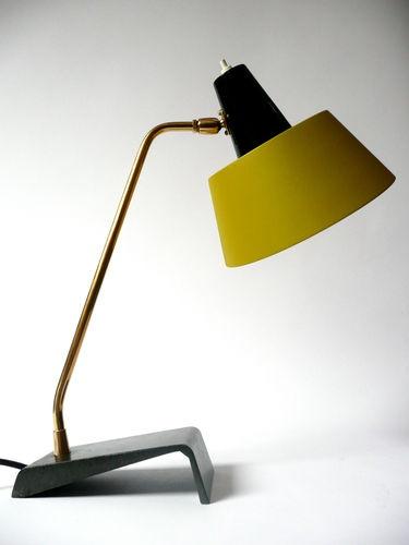 Stilnovo-1960s Đèn bàn cổ- một thú chơi không mới