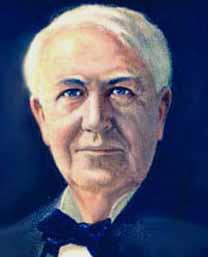 Cha đẻ bóng đèn điện- Nhà phát minh lỗi lạc Hoa Kỳ và Thế giới