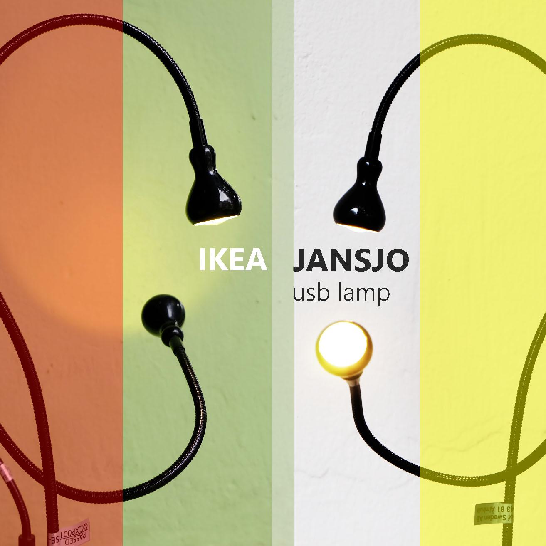 1 Đèn đọc sách bỏ túi IKEA JANSJO