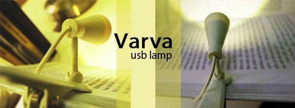 Đèn đọc sách bỏ túi IKEA VARVA