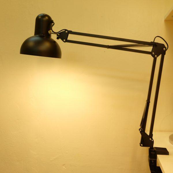 Đèn kẹp bàn làm việc LUXO