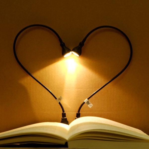 Đèn đọc sách bỏ túi IKEA JANSJO USB