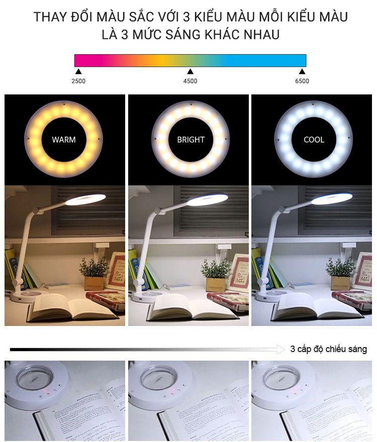 Favorlamp.comĐen-ban-lam-viec-LED-Prism63001 Đèn bàn làm việc LED Prism 6300