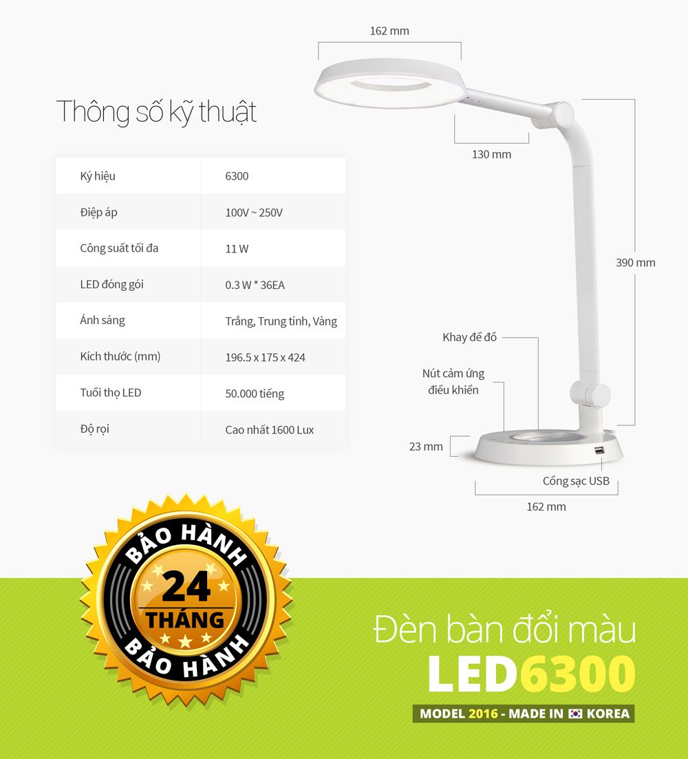 Favorlamp.comĐen-ban-lam-viec-LED-Prism63002 Đèn bàn làm việc LED Prism 6300