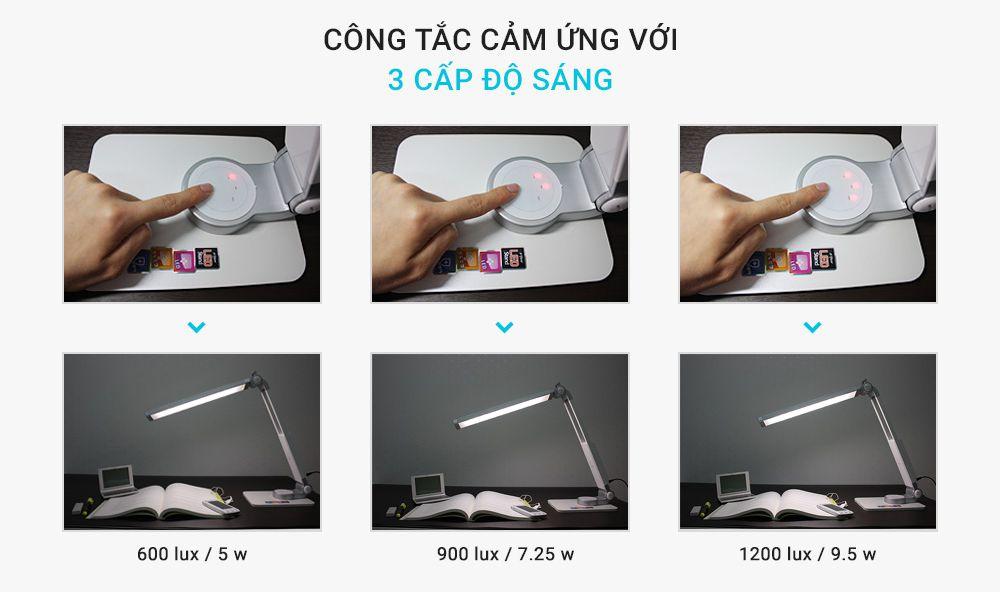 Favorlamp.comDen-lam-viec-Han-Quoc-Prism-Touchan-4400-3 Đèn làm việc Hàn Quốc Prism Touchan