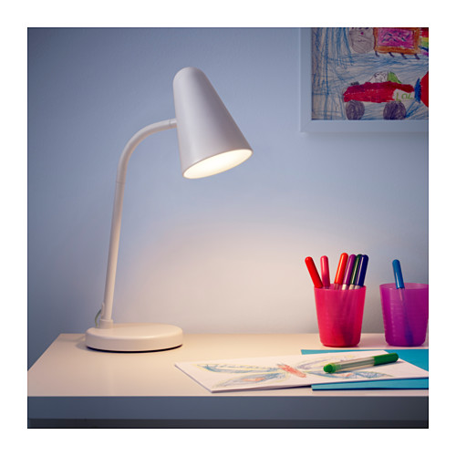 fubbla-work-lamp-white__0523107_PE643625_S4 Đèn bàn học Ikea FUBBLA