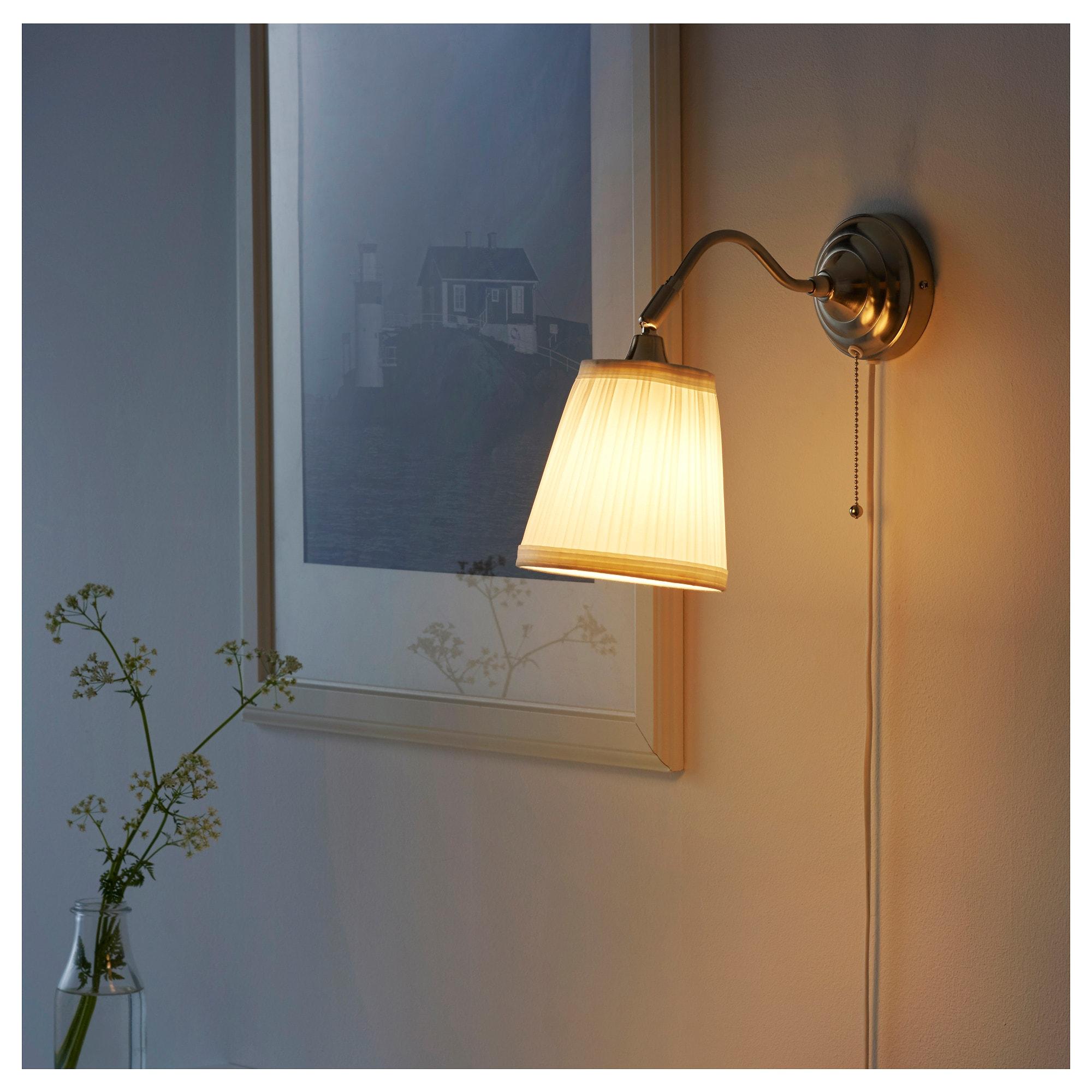 Favorlamp-Den-gan-tuong-Ikea-Arstid-5 Đèn ngủ gắn tường Ikea Arstid