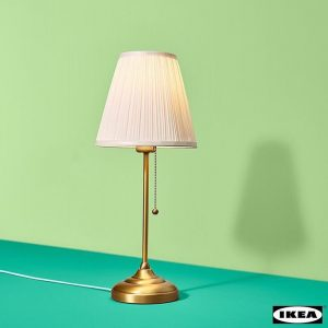 IMG_5767-300x300 Đèn bàn ngủ cao cấp Ikea Arstid