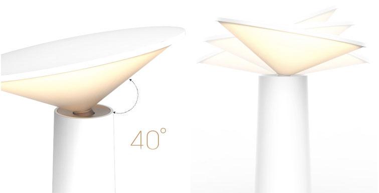 Den-ban-ngu-nam-XiaoI12 Đèn bàn ngủ tích hợp pin sạc Mini I LED