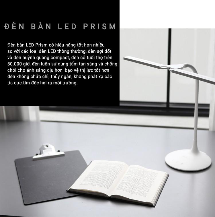 inforgraphic_pl1400wh_03 Đèn bàn tích điện Hàn Quốc Prism PL1400